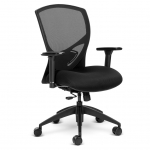 Mesh Back Office Chair w/ Arms