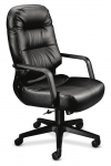 HON Pillow Soft High Back  Leather Chair